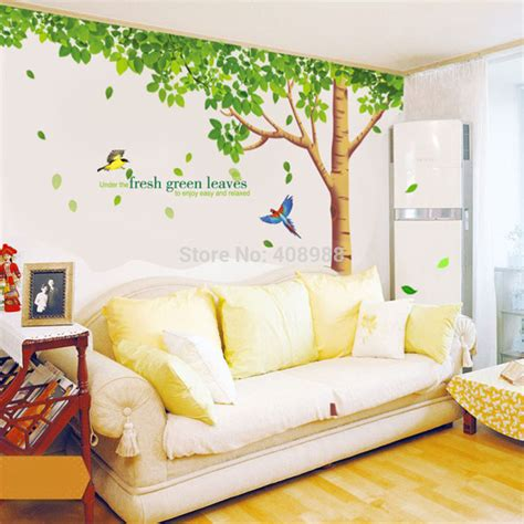 large removable dining room wall stickers home furnishing