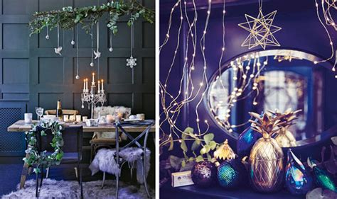 christmas festive party design sainsburys john lewis bhs