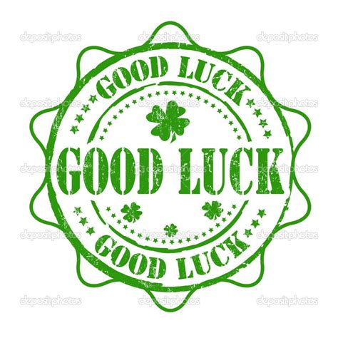 gud luck good luck clover leaf animated picture