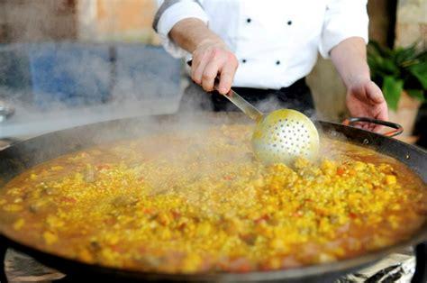 lade a palla d 243 nde comer paella en barcelona de espai barcelona