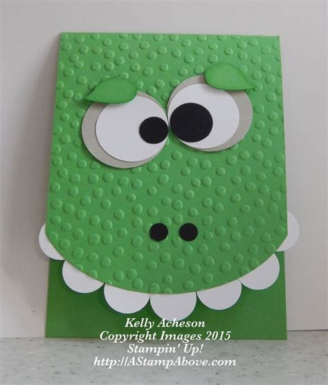 Handmade Cards For Children - 153 best images about cards with punch on