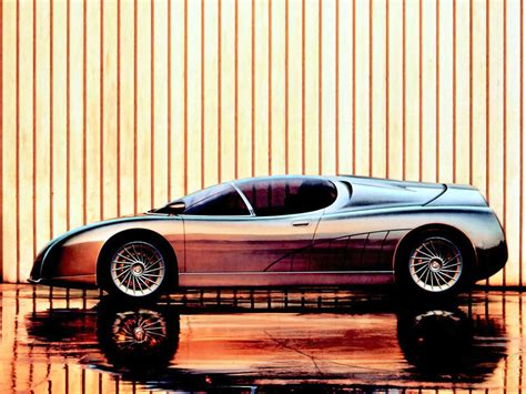 Alfa Romeo Scighera by Les Concepts Italdesign Alfa Romeo Scighera 1997