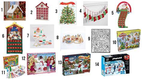 advent calendar ideas for to make and unique advent calendars for