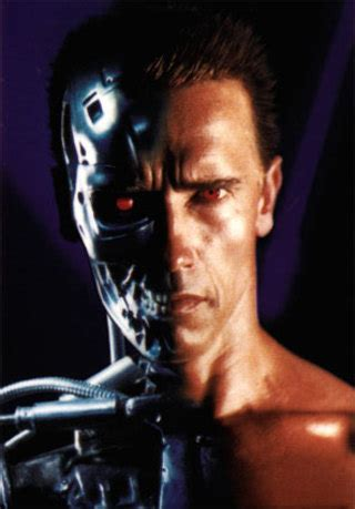 film robot schwarzenegger terminator style self healing robot skin moves closer to