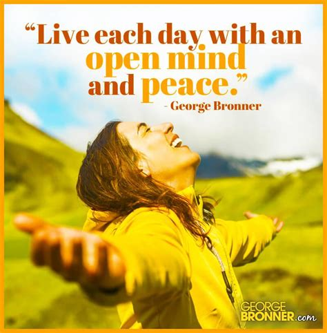 Live Each Day live each day georgebronner notes quotes