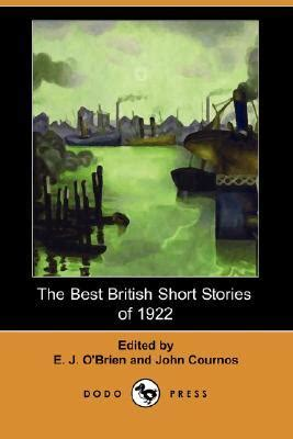 libro best british short stories the best british short stories of 1922 by edward j o brien reviews discussion bookclubs lists