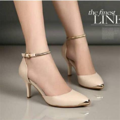 Sepatu Flatshoes Brukat sandal sepatu lebaran harga dibawah rp 300 ribu
