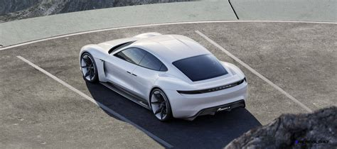 porsche mission e doors 3 5s 2015 porsche mission e 600hp concept is 4 door
