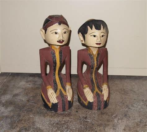 Patung Wedding 1 22 best patung kayu images on javanese wedding