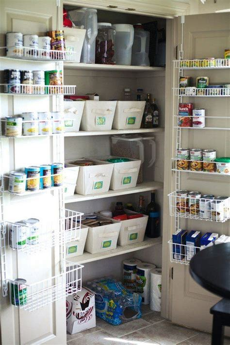 Kitchen Pantry Door Organizer by 15 Stylish Pantry Organizer Ideas For Your Kitchen The