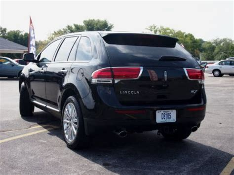 security system 2011 lincoln mkx transmission control find used 2011 lincoln mkx in 9315 natural bridge st louis missouri united states for us