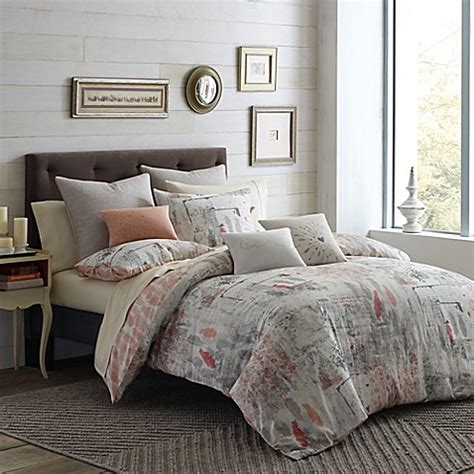 Organic Bedding Sets The Canopy 174 Lover Organic Cotton Reversible Comforter Set Bed Bath Beyond