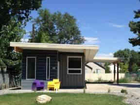 Small House Kits Utah House An Affordable Green Container Home Small