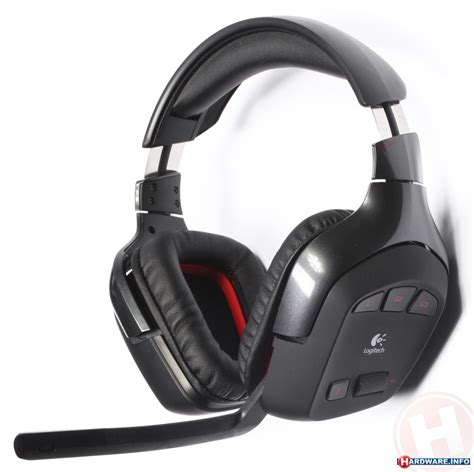 Headset Gaming Logitech zeven computerheadsets review logitech wireless gaming headset g930
