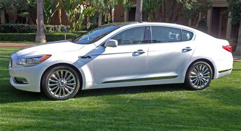Kia 2015 Cadenza 2015 Kia Cadenza Premium Review Price Release Date