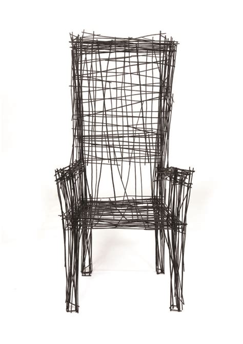 furniture inspired by line drawings by jin il park design milk