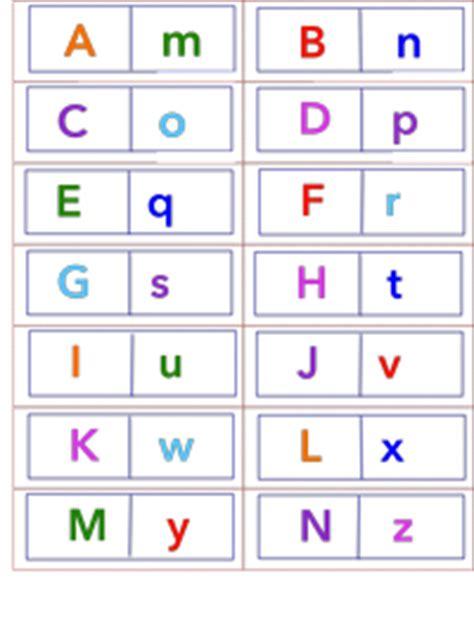 gioco delle lettere per bambini giochi didattici per bambini il domino delle lettere