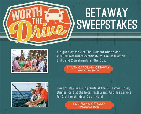 Sweepstakes Worth Entering - sweepstakes worth entering autos post