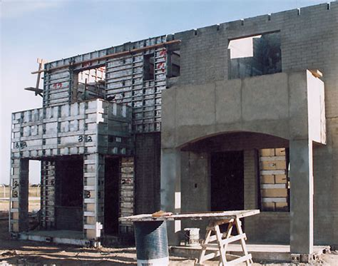 poured concrete house monolithic poured concrete construction precise forms inc