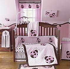 Bug Baby Bedding by Black And White And All Ladybug Baby Bedding