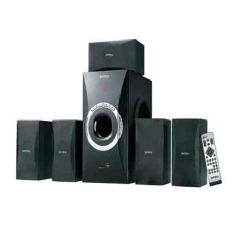 intex it 5850 suf 5 1 dvd home theater price