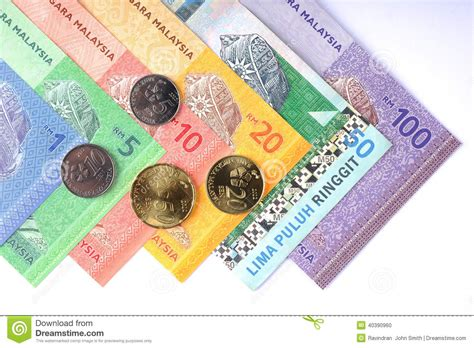 currency myr malaysian ringgit editorial image image of construction
