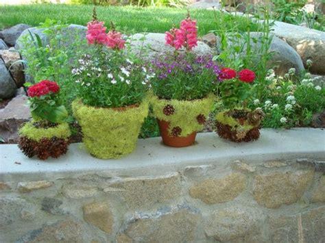 Décoration Pot De Fleur En Terre Cuite by Awesome Decoration Jardin Pot Idees Photos Et Id 233 Es