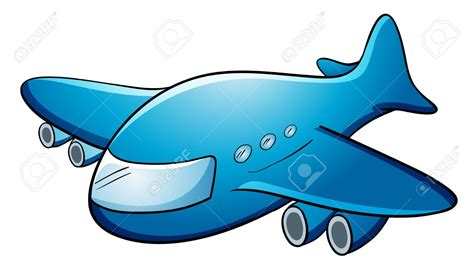 airplane clipart blue clipart aeroplane pencil and in color blue clipart