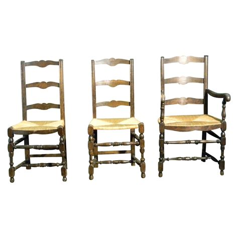 ladder back dining chairs with seats oak ladder back chairs seats ladder back chairs