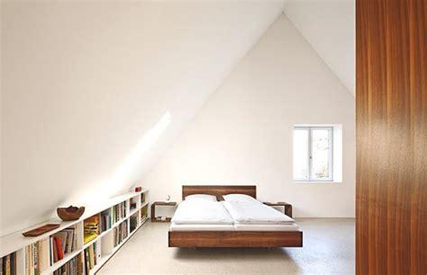 Schlafzimmer Unterm Dach by Architektenh 228 User Ger 228 Umiges Schlafzimmer Unterm Dach