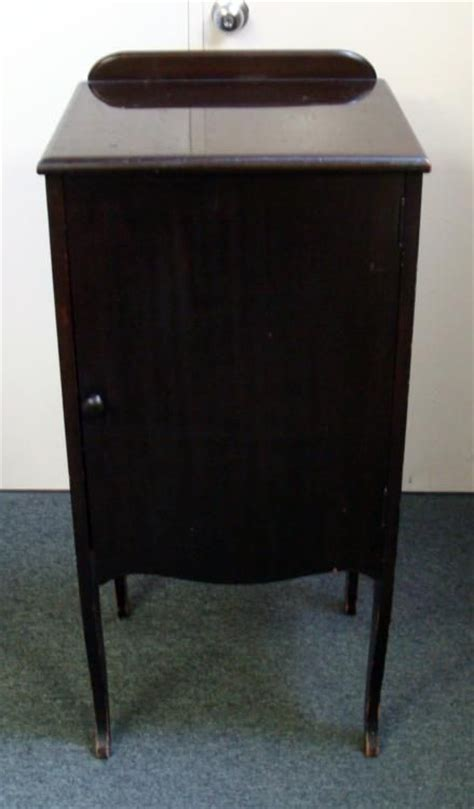 sheet music storage cabinet antique wood 6 shelf record sheet music storage cabinet