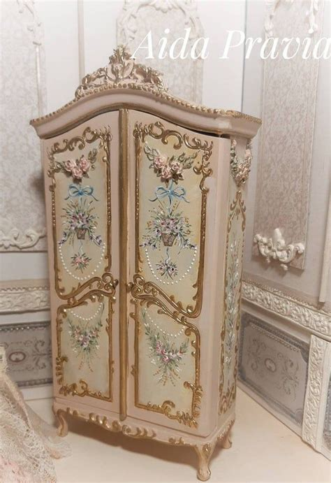 order  tcabinet  romantic collection dollhouse