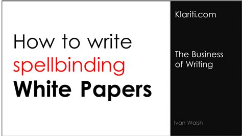 how to write a white paper for business write my essay frazier andrew photography writing a