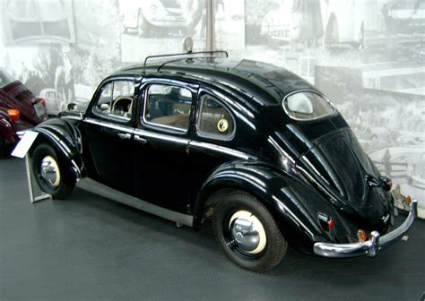 4 Door Vw Beetle by Rometsch Volkswagen Beetle 4 Door Taxi 1953