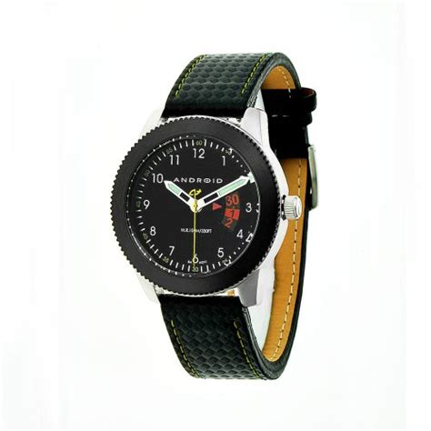 best android watches android s ad467bk redline gt quartz black best buy android s ad467bk redline gt