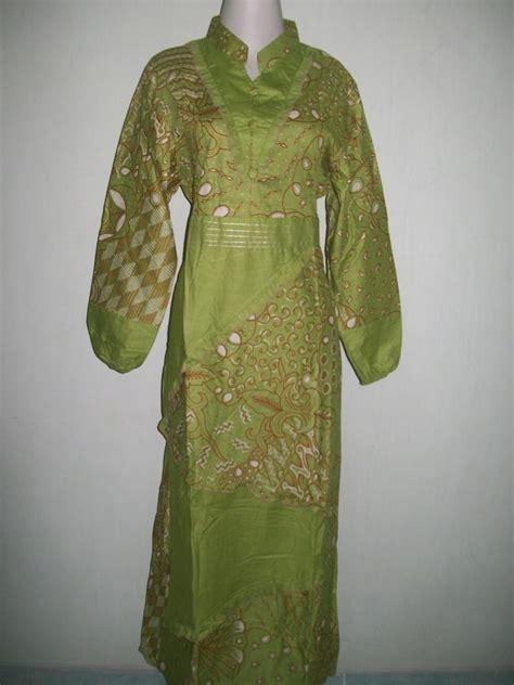 Gamis Syari Ibu Anak Crep Motif Asli Warna Pink gamis batik wanita muslim modern batik printing bahan katun halus asli gm020 toko
