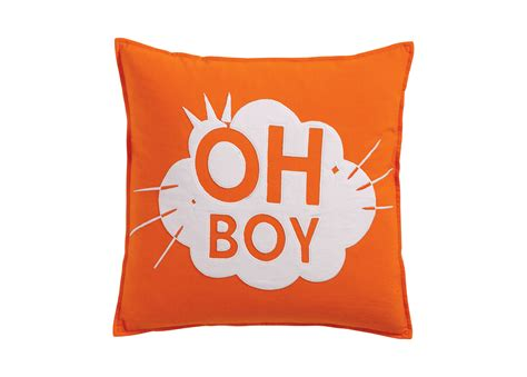 oh boy pillow carrot free shipping