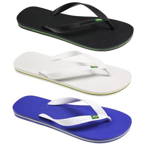 slippers summer mens boys ipanema brazil flag flip flop summer