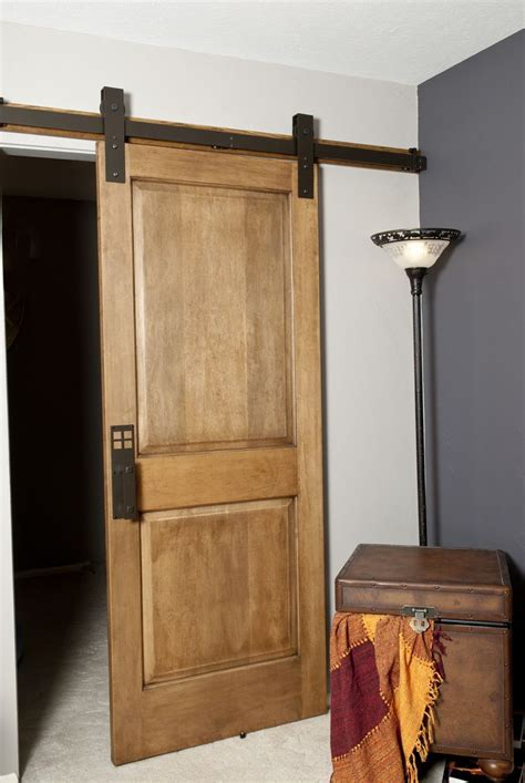 Interior Barn Doors Hardware Basin Custom Barn Door Hardware Flat Track In Bronze Pantry Door For The Home