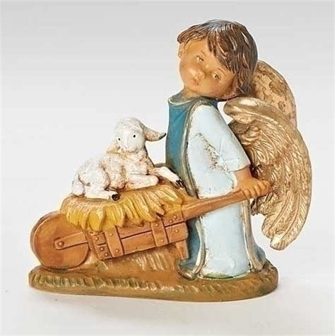 fontanini angel figurine 41408