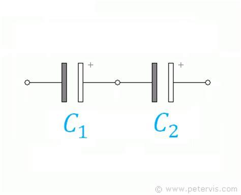 electrolytic capacitor parallel electrolytic capacitors in series calculator