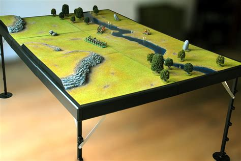 Wargaming Table by Limited Time Only Modular Wargaming Table On Indiegogo