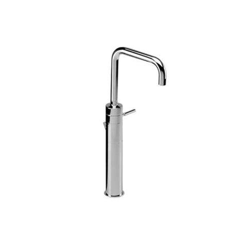 jado bathroom faucets jado 832 711 355 iq monoblock vessel bathroom faucet ultrasteel