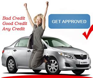 approved bad credit car loans get lowest subprime auto loan interest rates from best