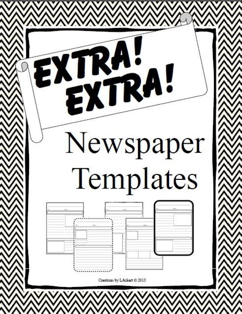 student newspaper template chsh teach create a writing center resources posters prompts