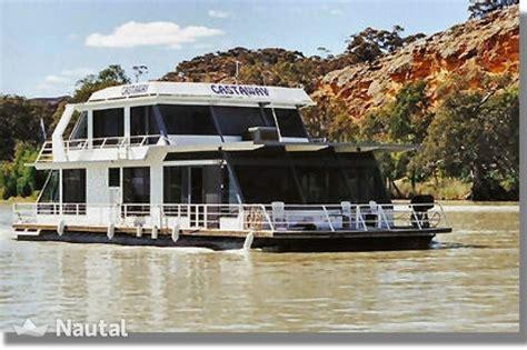 woonboot rent houseboat rent custom made 18 in murray bridge resort