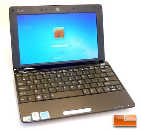 Asus Laptop Windows 7 windows 7 versus windows xp on the asus eee pc 1005ha netbook legit reviewswindows 7 on a netbook
