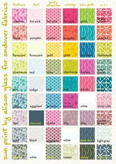 fabric pattern names pictures sun print fabric on pinterest fall quilts glasses and