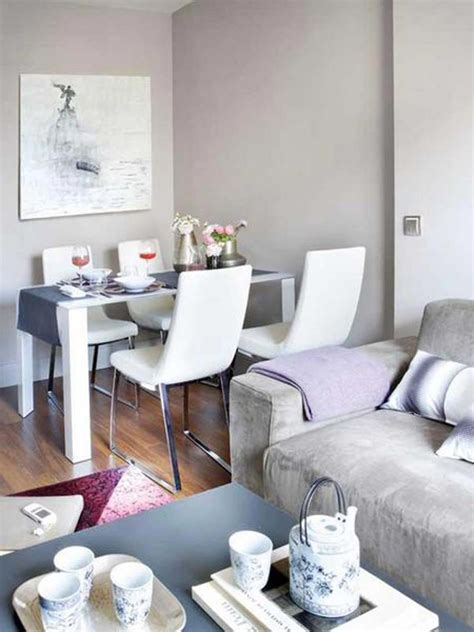 Small Living And Dining Room Layout Petit Appartement 10 Solutions Afin De Mieux G 233 Rer Une