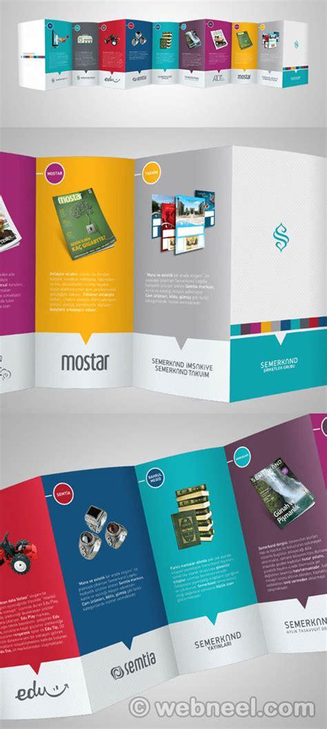 Best Brochure Designs by 50 Best Brochure Designs For Inspiration In Saudi Arabia